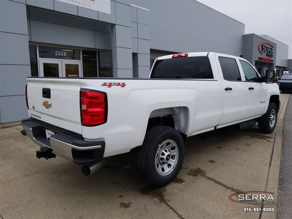 2019 Silverado 3500 Crew Cab 4x4,  Pickup #C92559 - photo 2