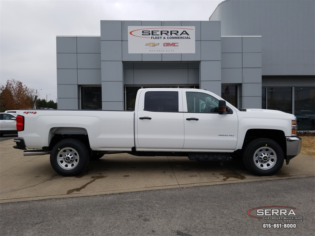 2019 Silverado 3500 Crew Cab 4x4,  Pickup #C92559 - photo 8