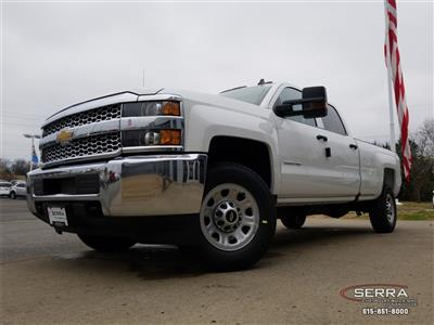 2019 Silverado 3500 Crew Cab 4x4,  Pickup #C92559 - photo 16