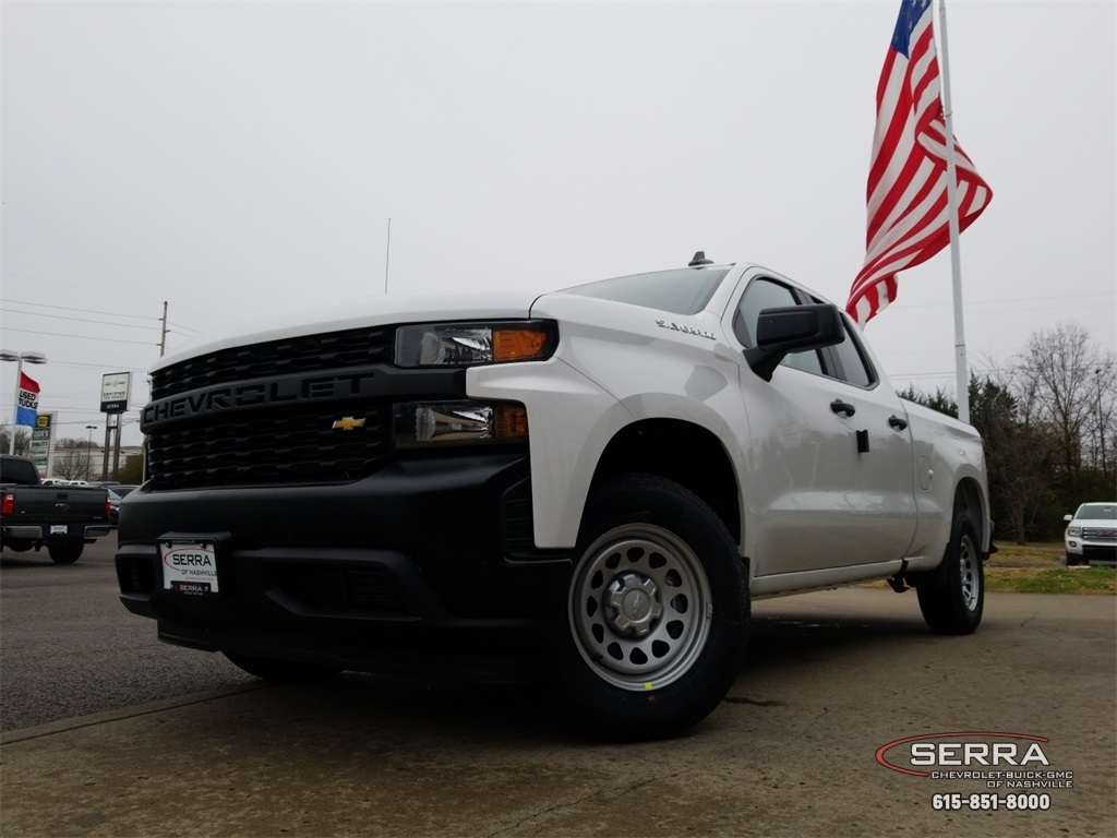 2019 Silverado 1500 Double Cab 4x2,  Pickup #C92630 - photo 14