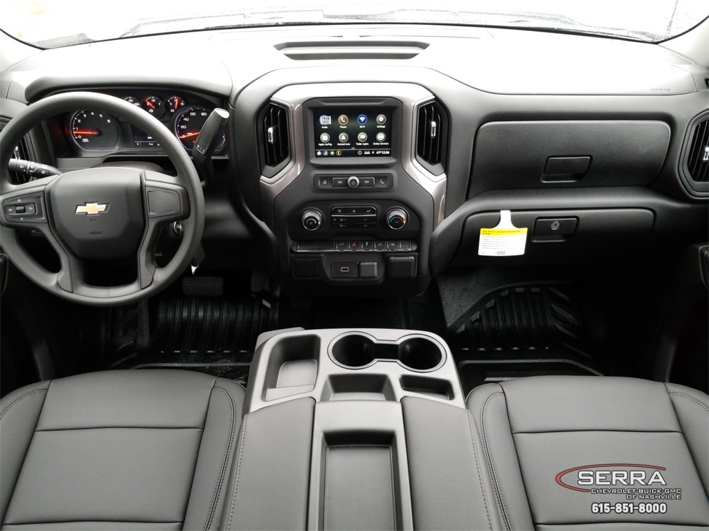 2019 Silverado 1500 Double Cab 4x2,  Pickup #C92630 - photo 35