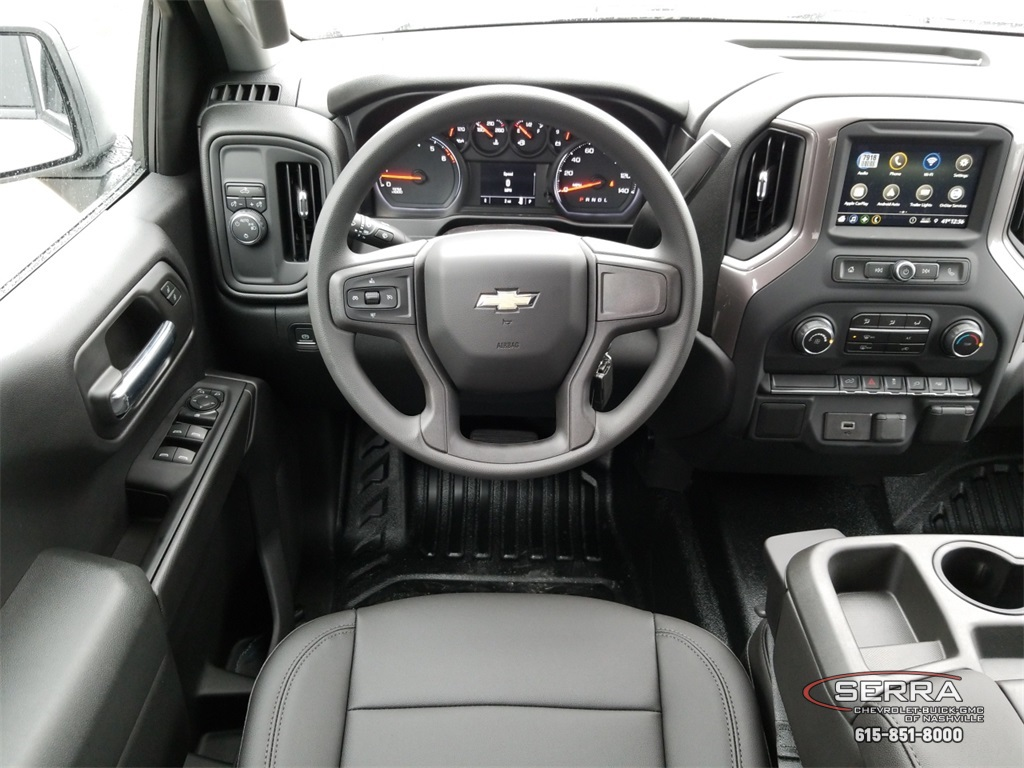 2019 Silverado 1500 Double Cab 4x2,  Pickup #C92630 - photo 36