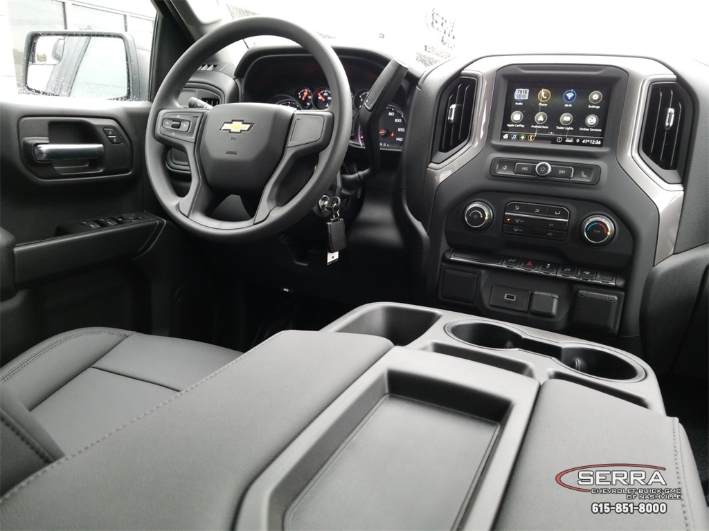 2019 Silverado 1500 Double Cab 4x2,  Pickup #C92630 - photo 38