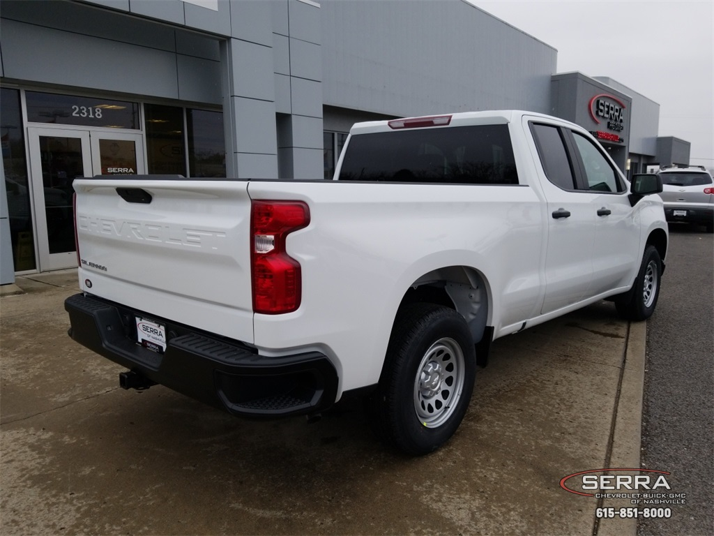 2019 Silverado 1500 Double Cab 4x2,  Pickup #C92630 - photo 2