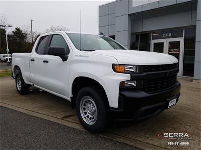 2019 Silverado 1500 Double Cab 4x2,  Pickup #C92630 - photo 1