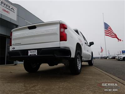 2019 Silverado 1500 Double Cab 4x2,  Pickup #C92630 - photo 10