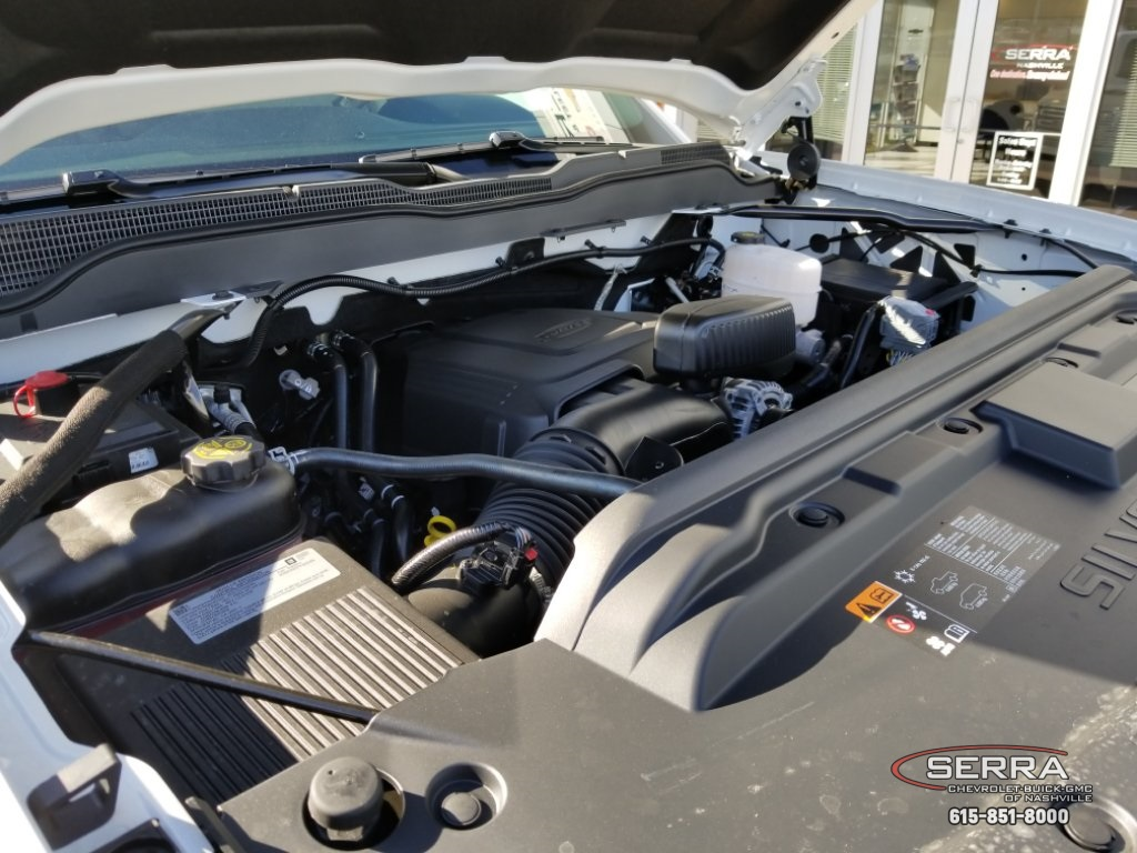 2019 Silverado 2500 Double Cab 4x2,  Warner Select II Service Body #C92633 - photo 9