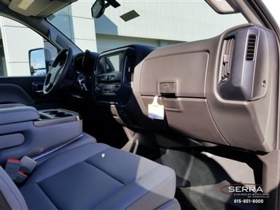 2019 Silverado 2500 Double Cab 4x2,  Warner Select II Service Body #C92633 - photo 18