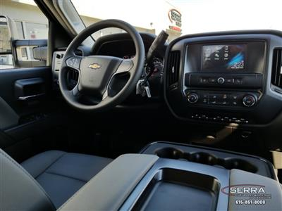 2019 Silverado 2500 Double Cab 4x2,  Warner Select II Service Body #C92633 - photo 38