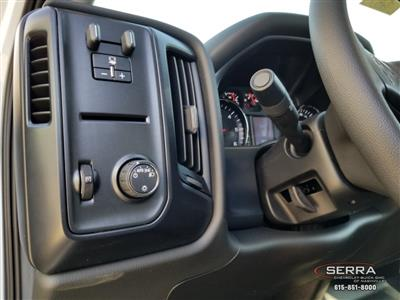 2019 Silverado 2500 Double Cab 4x2,  Warner Select II Service Body #C92633 - photo 44
