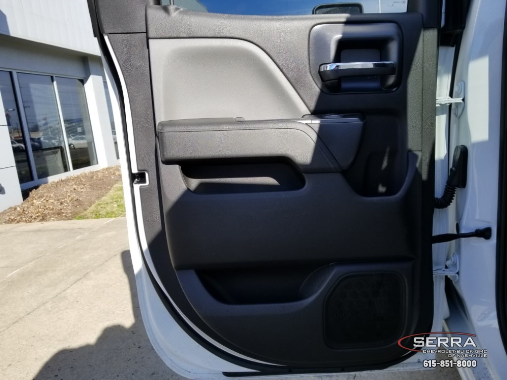 2019 Silverado 2500 Double Cab 4x2,  Warner Select II Service Body #C92638 - photo 12