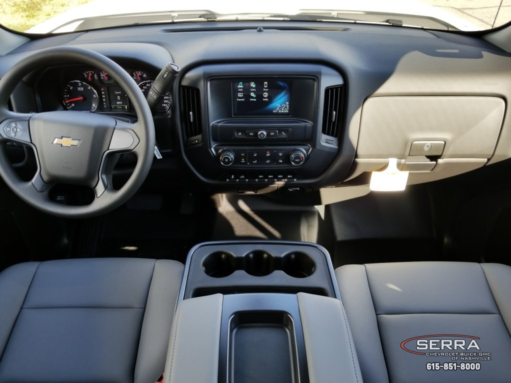 2019 Silverado 2500 Double Cab 4x2,  Warner Select II Service Body #C92638 - photo 35
