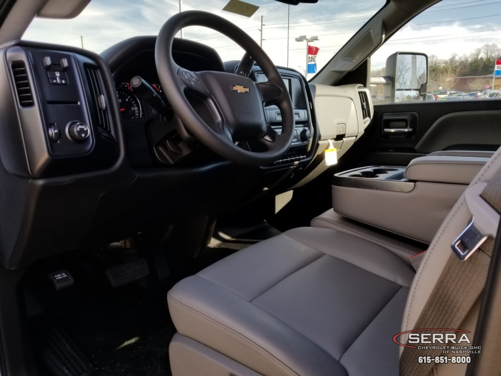 2019 Silverado 2500 Double Cab 4x2,  Warner Select II Service Body #C92638 - photo 42