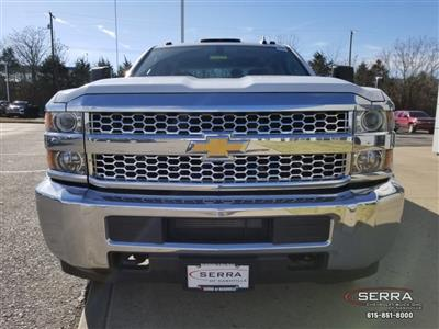 2019 Silverado 2500 Double Cab 4x2,  Warner Select II Service Body #C92638 - photo 5