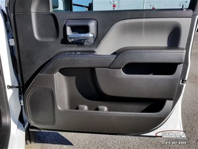 2019 Silverado 2500 Double Cab 4x2,  Warner Select II Service Body #C92638 - photo 14