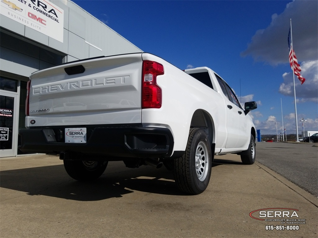 2019 Silverado 1500 Double Cab 4x2,  Pickup #C92655 - photo 10