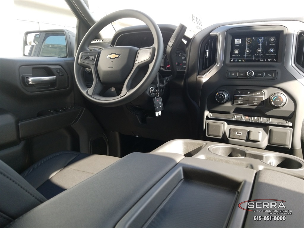 2019 Silverado 1500 Double Cab 4x2,  Pickup #C92655 - photo 38