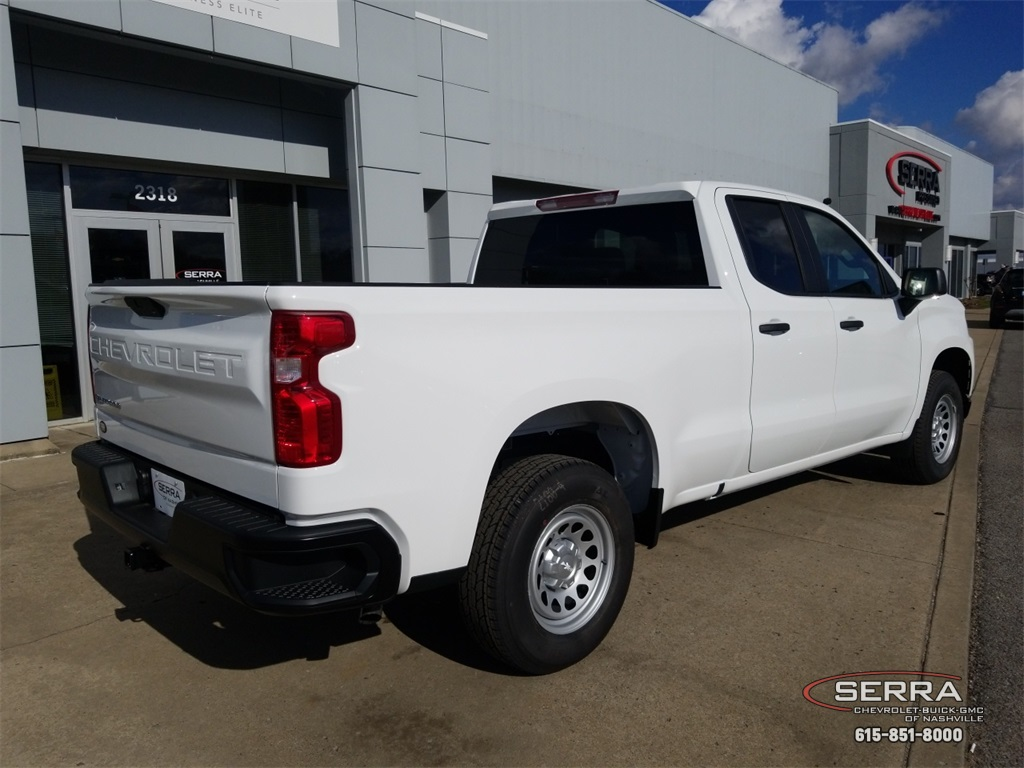 2019 Silverado 1500 Double Cab 4x2,  Pickup #C92655 - photo 2