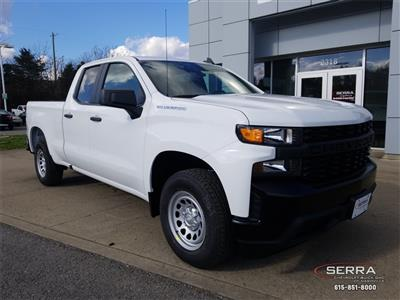 2019 Silverado 1500 Double Cab 4x2,  Pickup #C92655 - photo 1