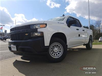 2019 Silverado 1500 Double Cab 4x2,  Pickup #C92655 - photo 14