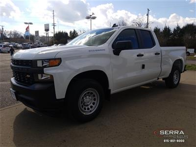 2019 Silverado 1500 Double Cab 4x2,  Pickup #C92655 - photo 4