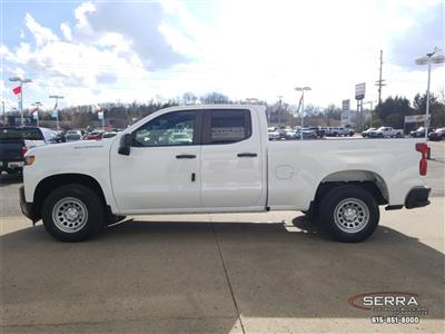 2019 Silverado 1500 Double Cab 4x2,  Pickup #C92655 - photo 5