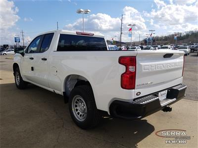 2019 Silverado 1500 Double Cab 4x2,  Pickup #C92655 - photo 6