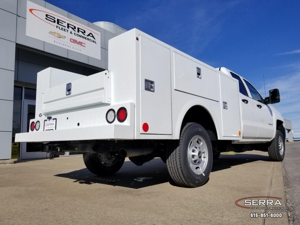 2019 Silverado 2500 Double Cab 4x2,  Warner Select II Service Body #C92656 - photo 3