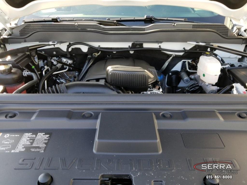 2019 Silverado 2500 Double Cab 4x2,  Warner Select II Service Body #C92656 - photo 8