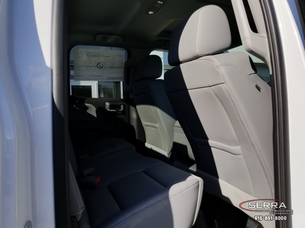2019 Silverado 2500 Double Cab 4x2,  Warner Select II Service Body #C92656 - photo 26