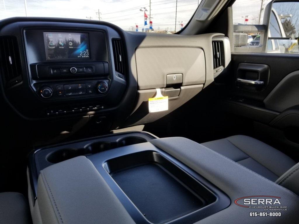 2019 Silverado 2500 Double Cab 4x2,  Warner Select II Service Body #C92656 - photo 37