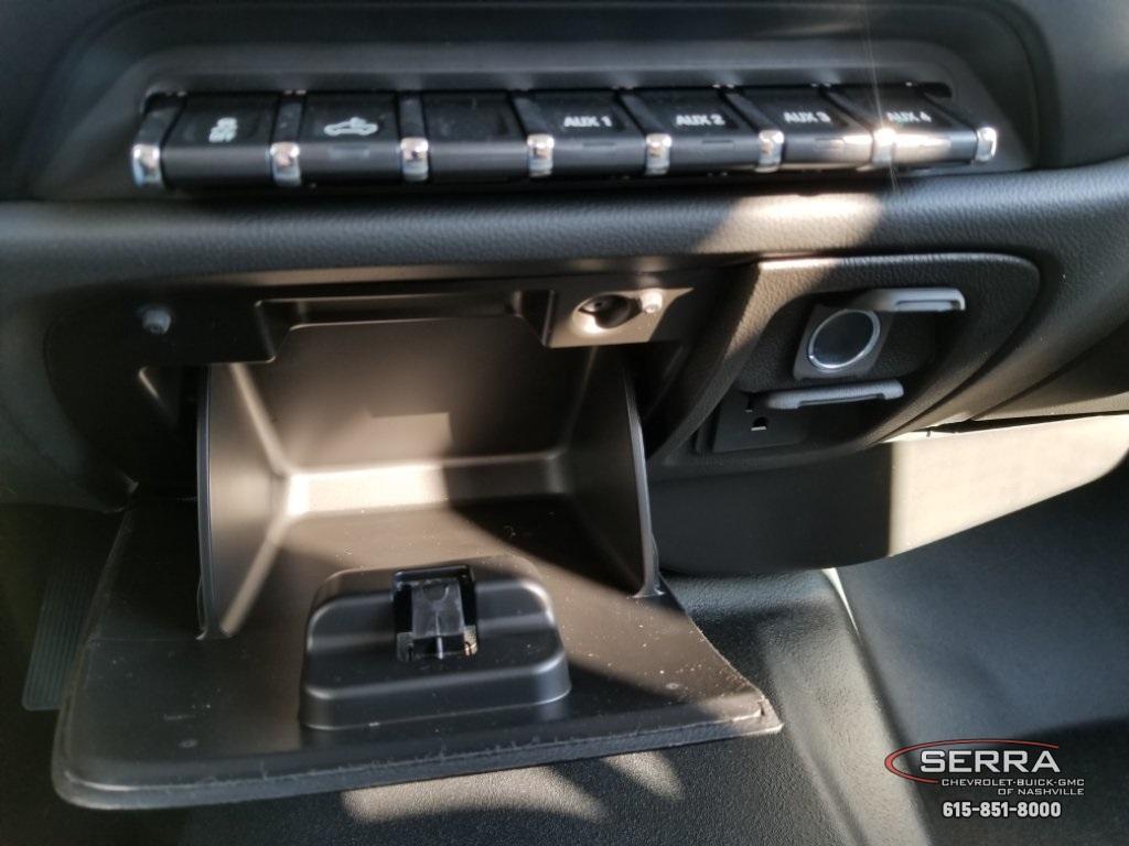 2019 Silverado 2500 Double Cab 4x2,  Warner Select II Service Body #C92656 - photo 49