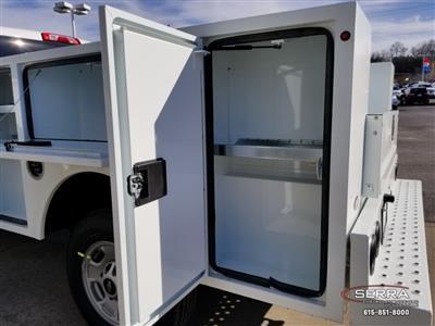 2019 Silverado 2500 Double Cab 4x2,  Warner Select II Service Body #C92656 - photo 23