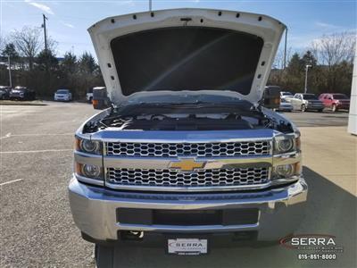 2019 Silverado 2500 Double Cab 4x2,  Warner Select II Service Body #C92656 - photo 6