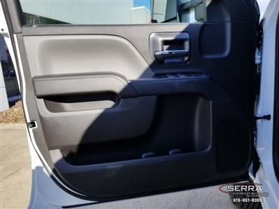 2019 Silverado 2500 Double Cab 4x2,  Warner Select II Service Body #C92656 - photo 12