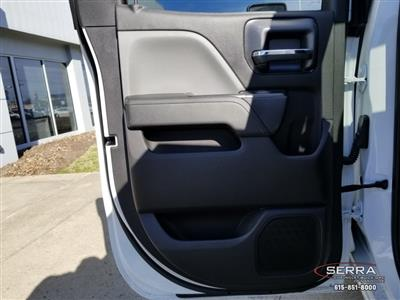 2019 Silverado 2500 Double Cab 4x2,  Warner Select II Service Body #C92656 - photo 14