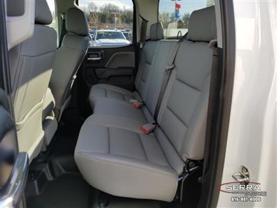 2019 Silverado 2500 Double Cab 4x2,  Warner Select II Service Body #C92656 - photo 30
