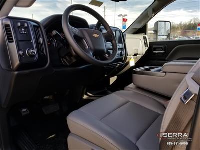 2019 Silverado 2500 Double Cab 4x2,  Warner Select II Service Body #C92656 - photo 42