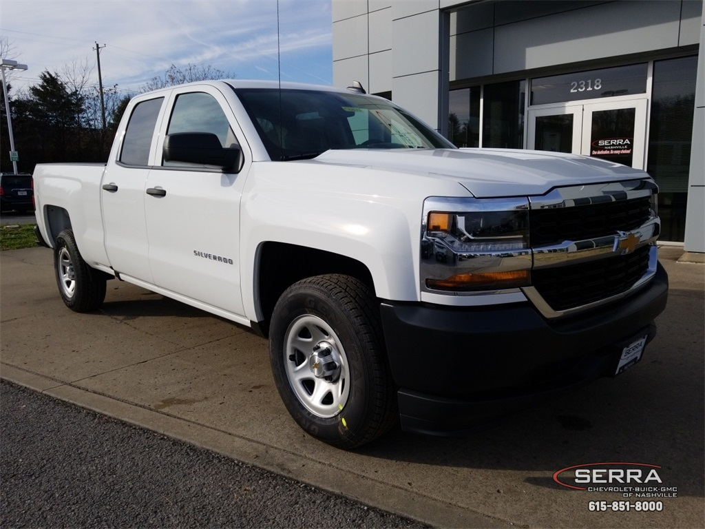 2019 Silverado 1500 Double Cab 4x2,  Pickup #C92673 - photo 1