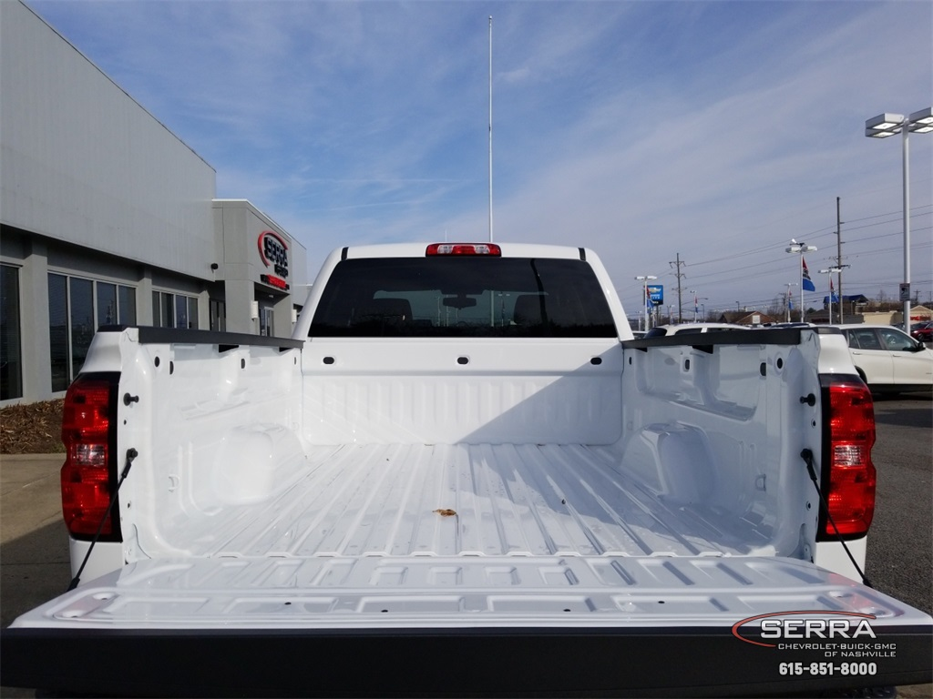 2019 Silverado 1500 Double Cab 4x2,  Pickup #C92673 - photo 12