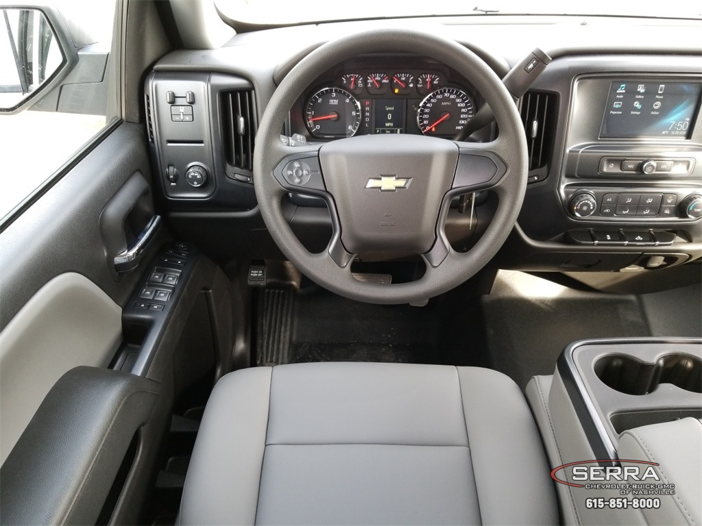 2019 Silverado 1500 Double Cab 4x2,  Pickup #C92673 - photo 34