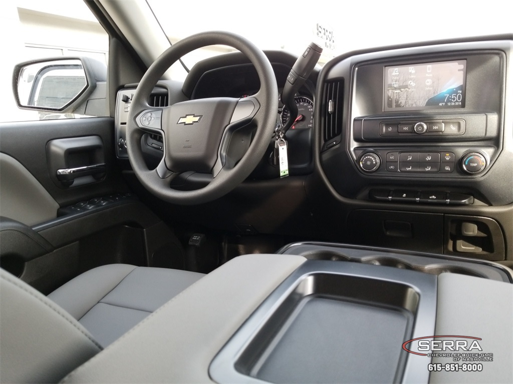2019 Silverado 1500 Double Cab 4x2,  Pickup #C92673 - photo 36