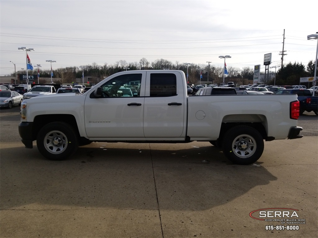 2019 Silverado 1500 Double Cab 4x2,  Pickup #C92673 - photo 5