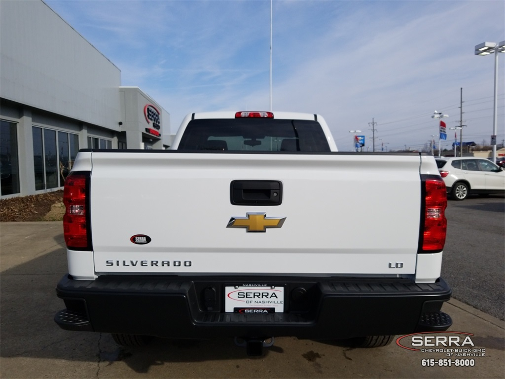 2019 Silverado 1500 Double Cab 4x2,  Pickup #C92673 - photo 7