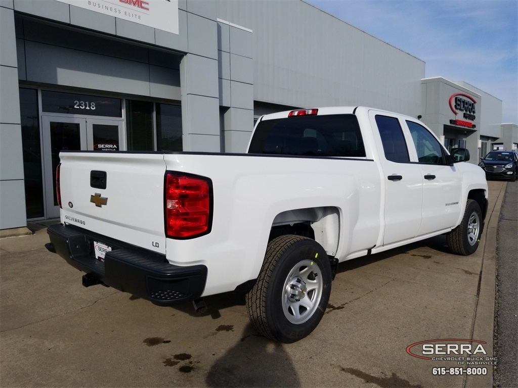 2019 Silverado 1500 Double Cab 4x2,  Pickup #C92673 - photo 2