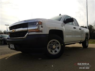 2019 Silverado 1500 Double Cab 4x2,  Pickup #C92673 - photo 14