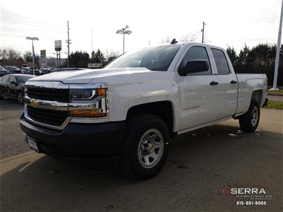 2019 Silverado 1500 Double Cab 4x2,  Pickup #C92673 - photo 4
