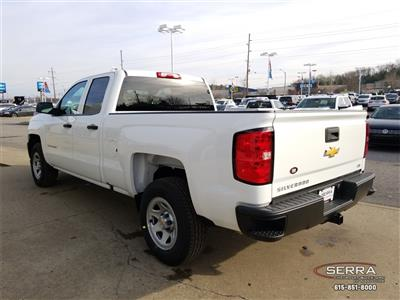 2019 Silverado 1500 Double Cab 4x2,  Pickup #C92673 - photo 6
