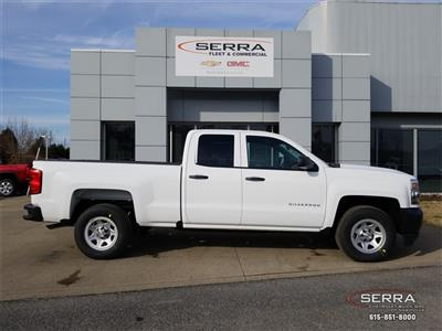 2019 Silverado 1500 Double Cab 4x2,  Pickup #C92673 - photo 8