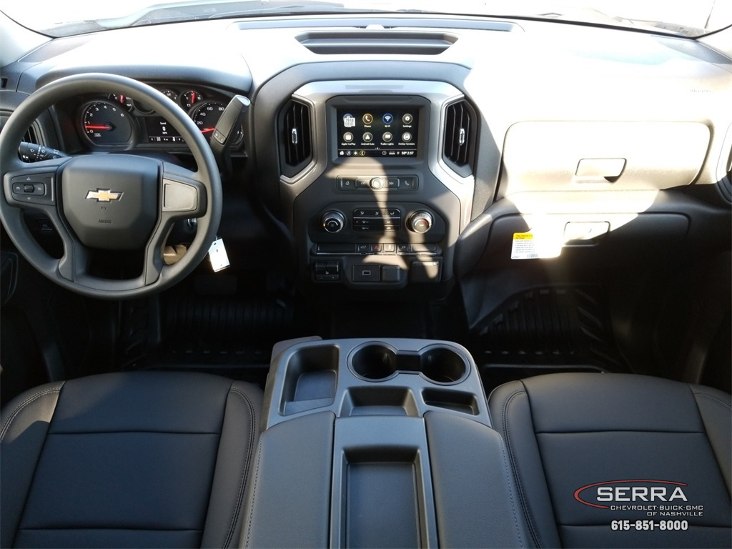 2019 Silverado 1500 Crew Cab 4x4,  Pickup #C92736 - photo 37
